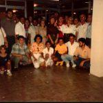 Posse da nova Direção - Novembro / 89 - Auditório do INAMPS